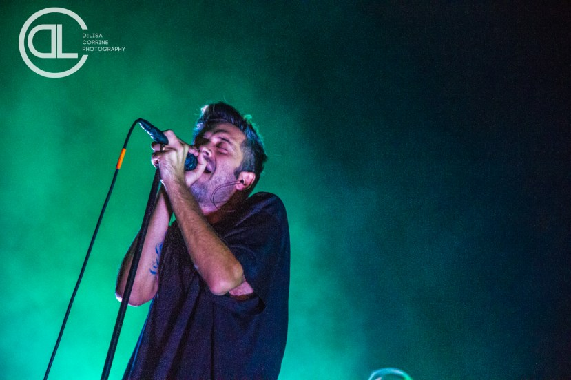 Glassjaw @ Gas Monkey Live, Dallas, TX. Photo by DeLisa McMurray.