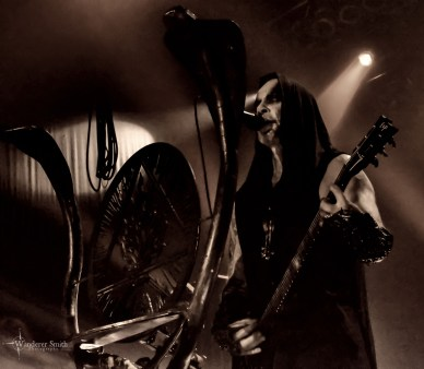 Behemoth @ House of Blues, Dallas, TX. Photo by Corey Smith.
