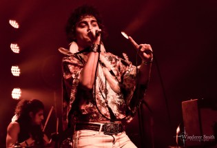 Greta Van Fleet @ South Side Ballroom, Dallas, TX. Photo by Corey Smith.