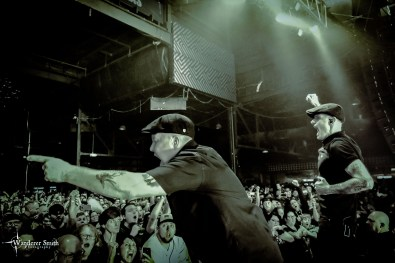 Dropkick Murphys @ South Side Ballroom, Dallas, TX. Photo by Corey Smith.