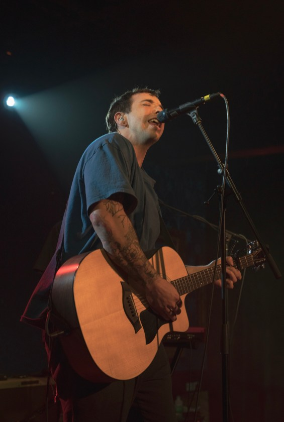 Mat Kerekes @ The Cambridge Room at House of Blues, Dallas, Texas. Photo by Lauren Frederick.