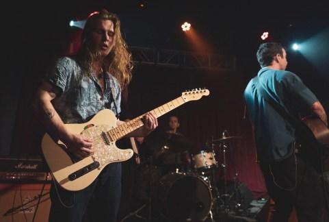 Mat Kerekes @ The Cambridge Room at House of Blues, Dallas, Texas. Photo by Lauren Frederick.