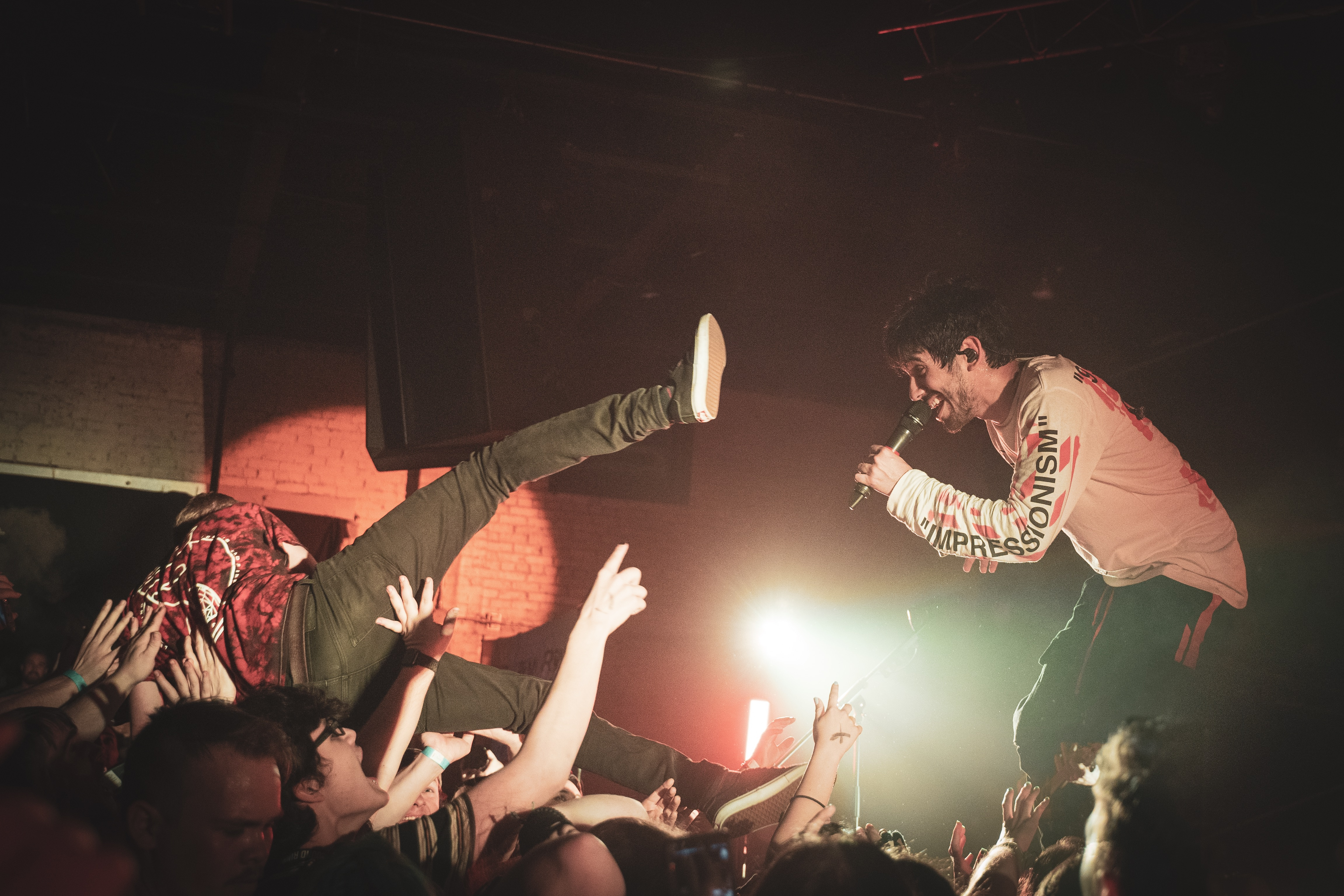 LIVE REVIEW: Crown The Empire, We Came As Romans, SHVPES, & ERRA – 3
