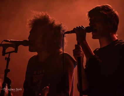Zeal & Ardor @ Canton Hall, Dallas, TX. Photo by Corey Smith.