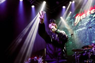 Hatebreed @ Gas Monkey Live, Dallas, TX. Photo by Robb Miller.
