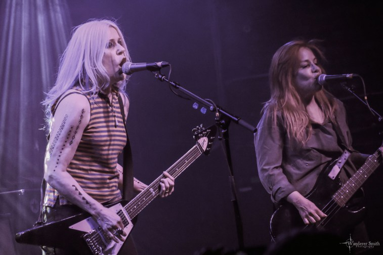 L7 @ Trees, Dallas, TX. Photo by Corey Smith.