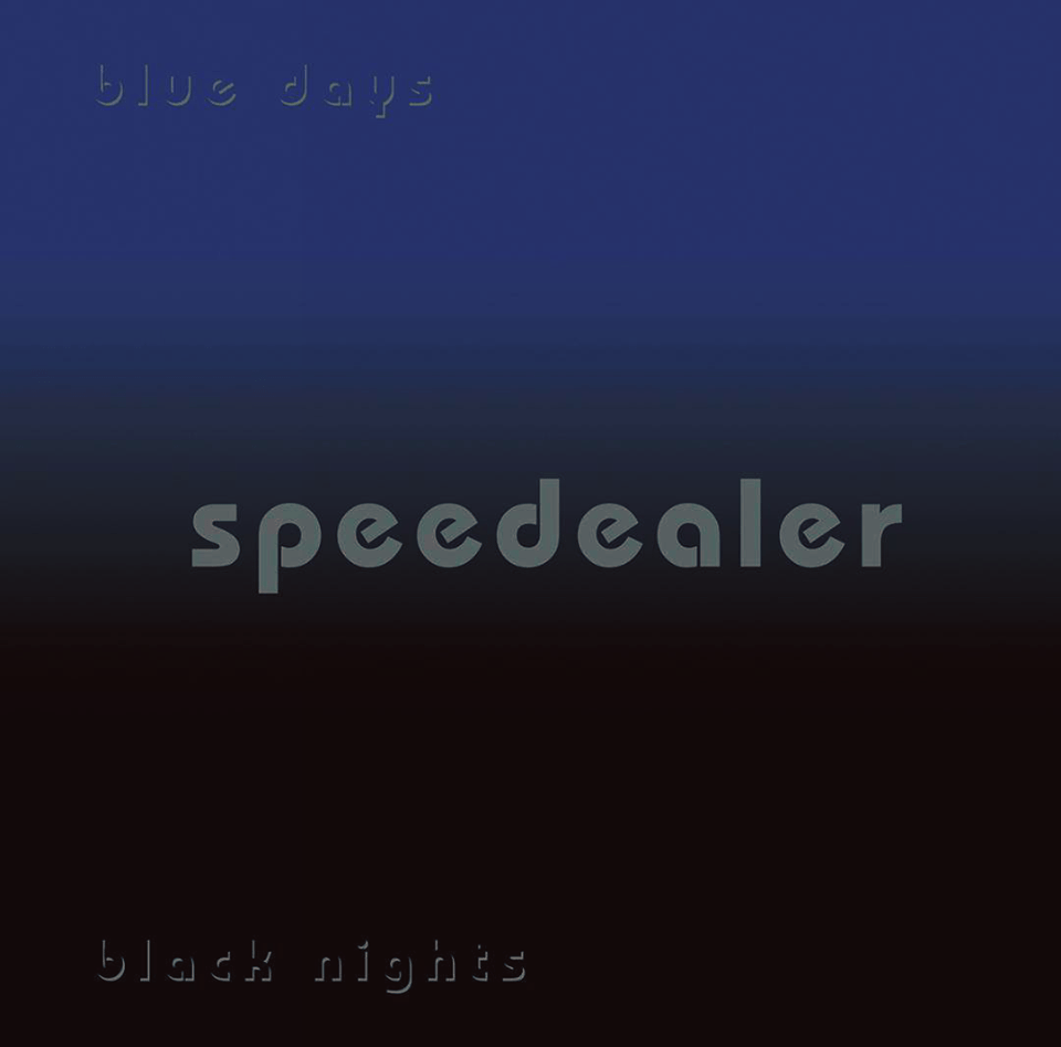 blue days black nights cover