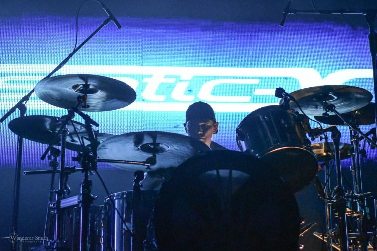 Static-X @ Gas Monkey Live, Dallas, TX. Photo by Corey Smith.
