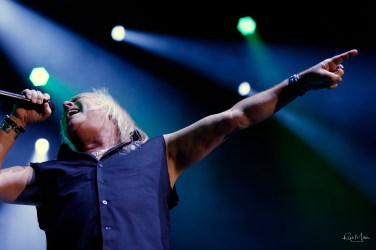 Uriah Heep @ The Bomb Factory, Dallas, TX. Photo by Robb Miller.
