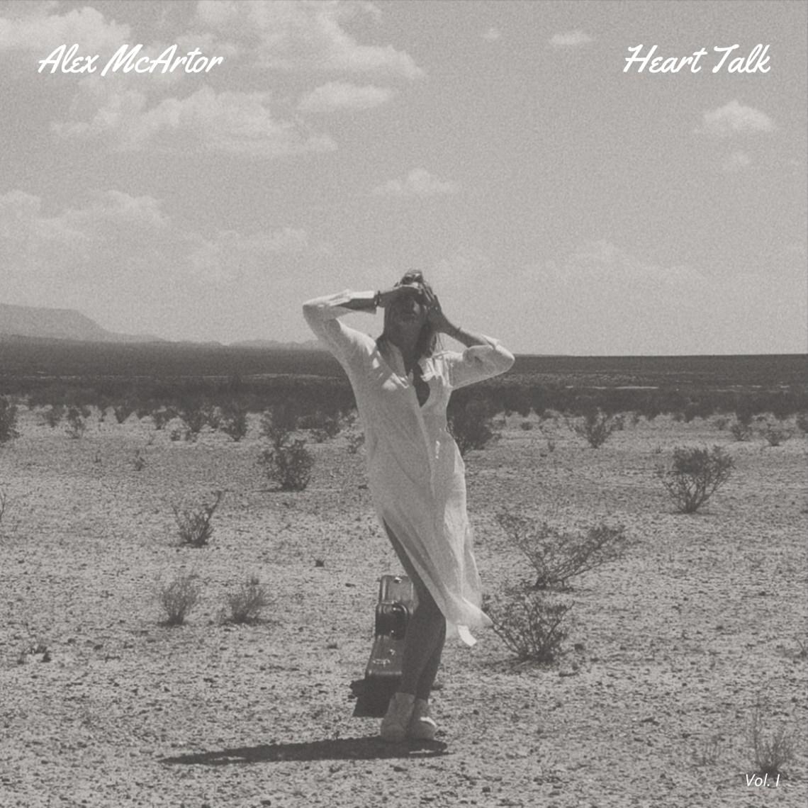 Heart Talk Vol 1 EP Cover (Final)
