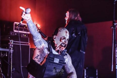 Kill for Mother @ Haltom City Hellfest. Photo by Brently Kirksey.