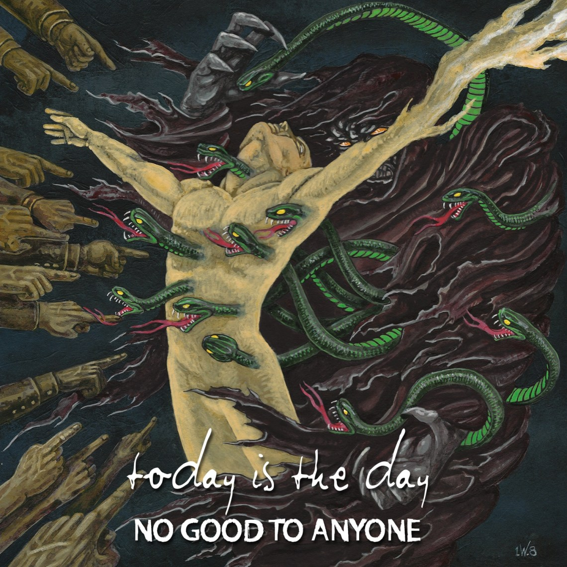 cover Today Is The Day - No Good To Anyone