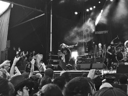Ministry, Houston Open Air, Photo by J. Kevin Lynch
