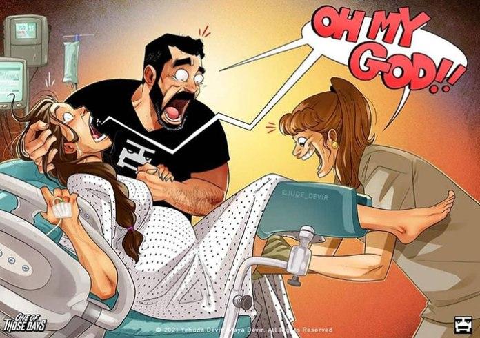 Funny comic