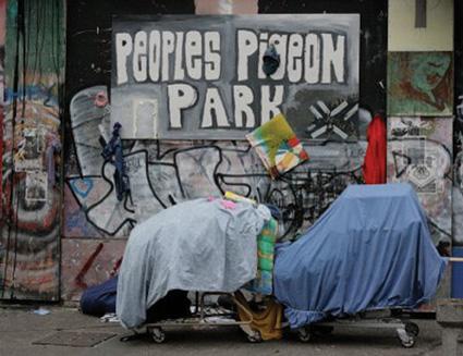 peoples pigeon park