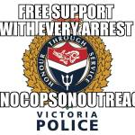 MOLLISON free support with every arrest image