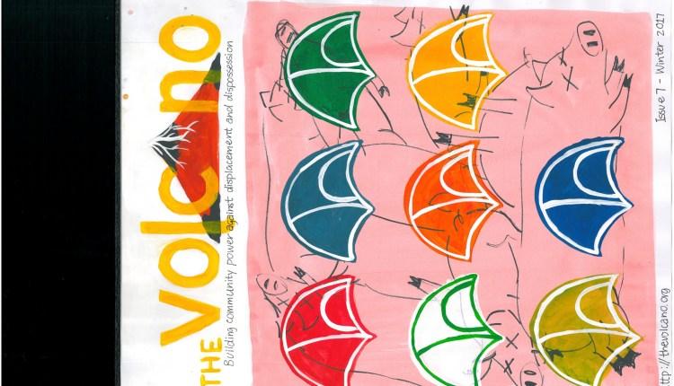 Volcano Winter 2016 cover