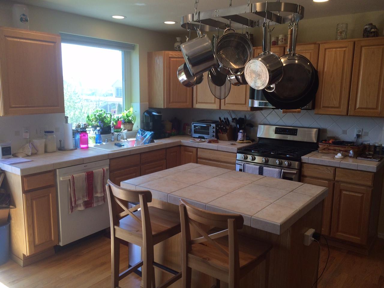 Kitchen – Ground Control To Major Mom