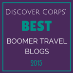 Best Baby Boomer Travel Blogs in 2015