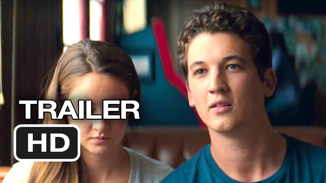 The Spectacular Now Trailer