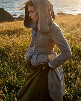 Eleanor Tomlinson as Demelza (Photo: BBC)
