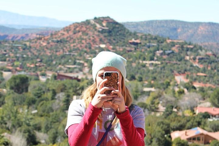 Sedona Selfie