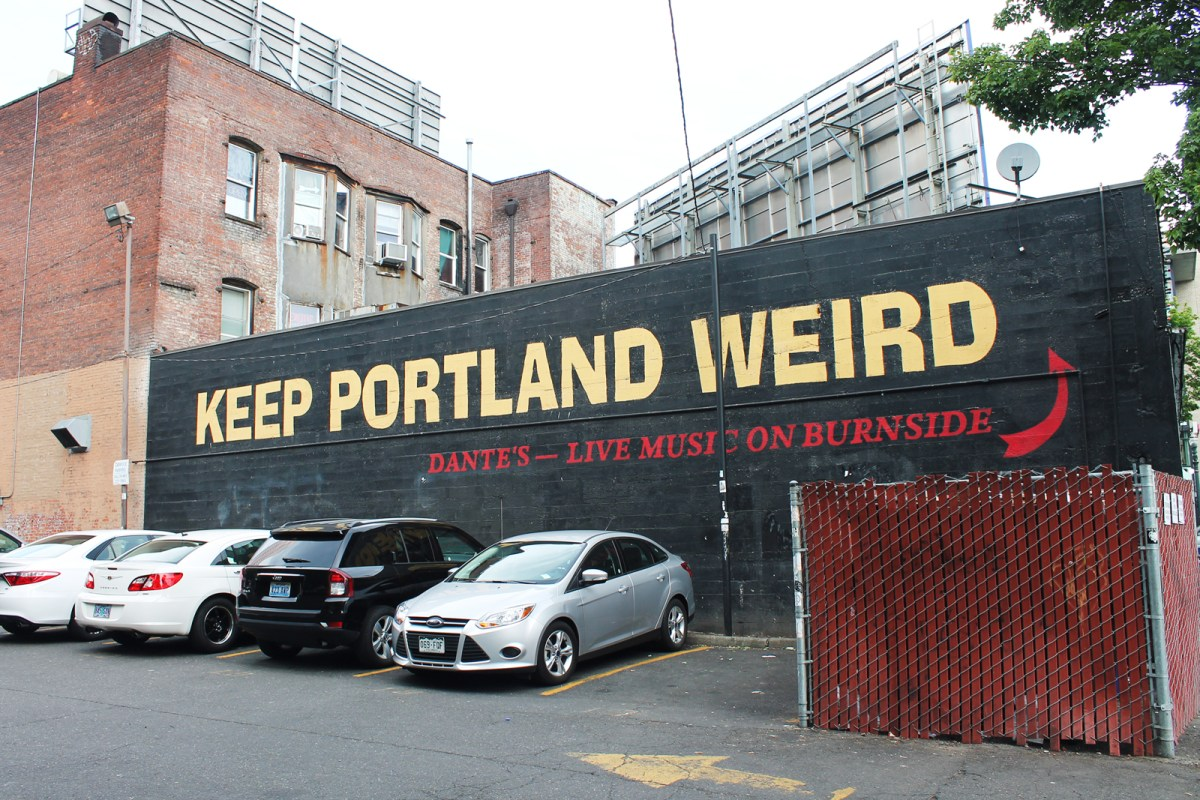 Fill a Weekend in Portland OR