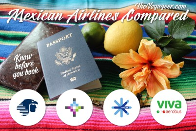 Mexican Airlines Compared