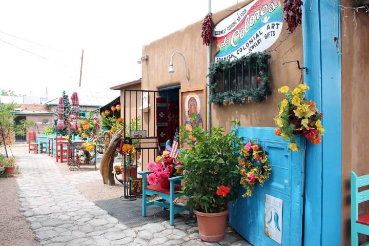 De Colores in Old Town Albuquerque