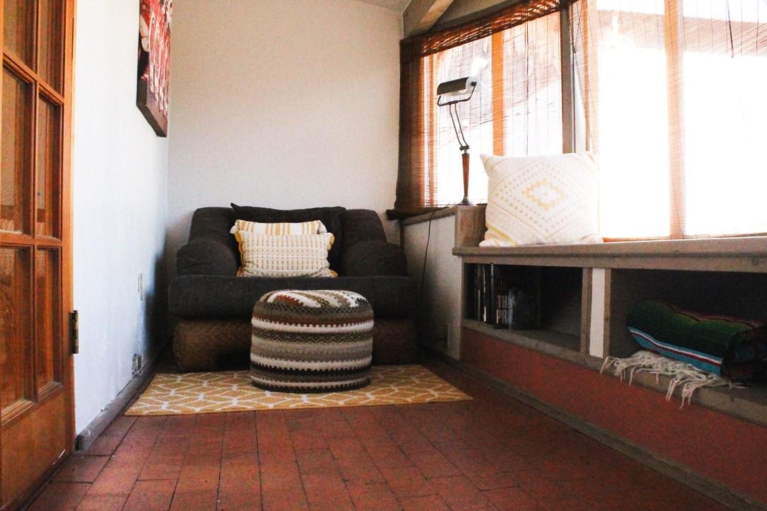 Airbnb loft in Albuquerque