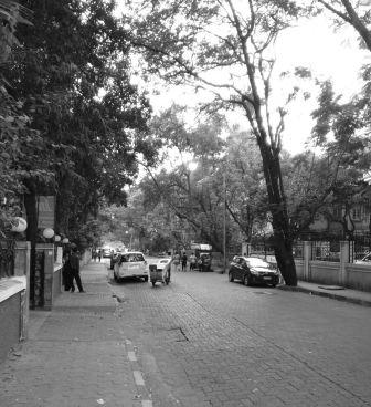 Streets of Vile Parle|1