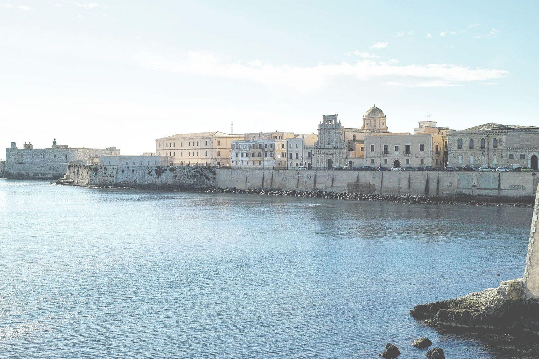 The mood  Syracuse Sicily Italy  The Voyageur