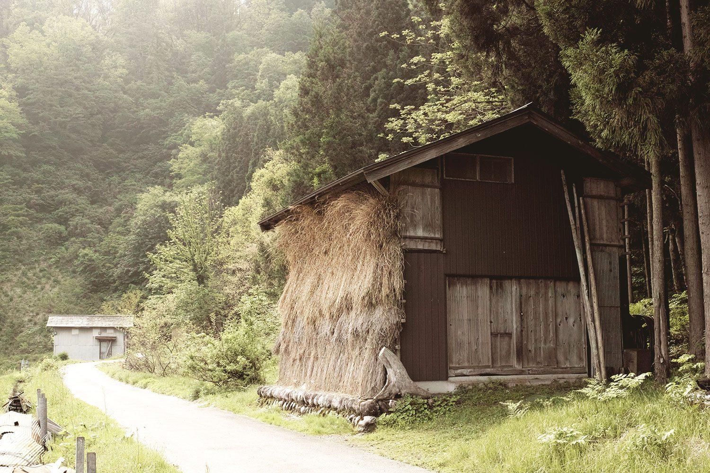 The mood  Shirakawago in May Japan  The Voyageur