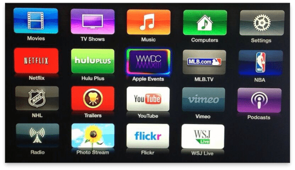 Watch American Channels on Apple TV