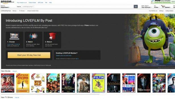 Watch Amazon Instant Prime/Lovefilm outside UK