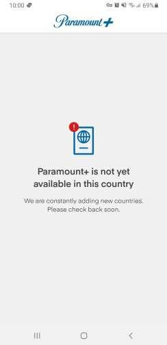 Paramount Error 3