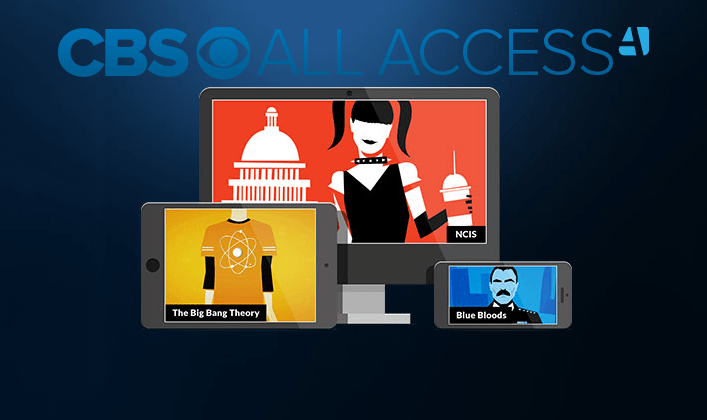 How to Watch CBS All Access outside USA using VPN or DNS Proxy - The