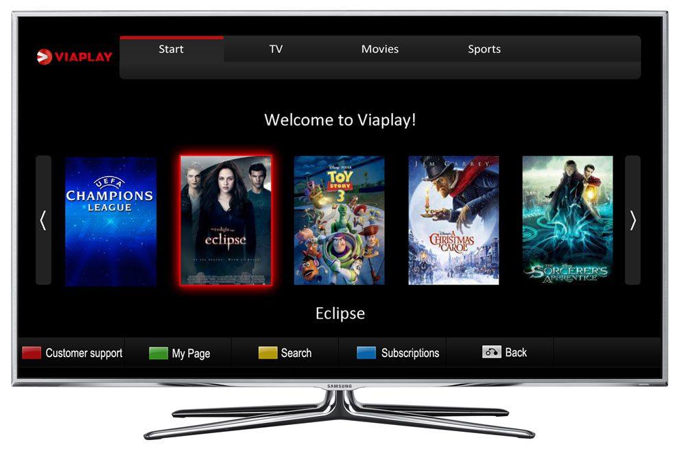 viasat viaplay support