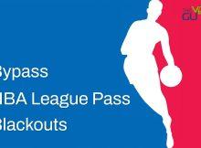 Avoid NBA League Pass Blackout Restrictions