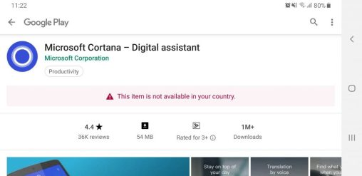 How to change Google Play Store Region/Country in 2019