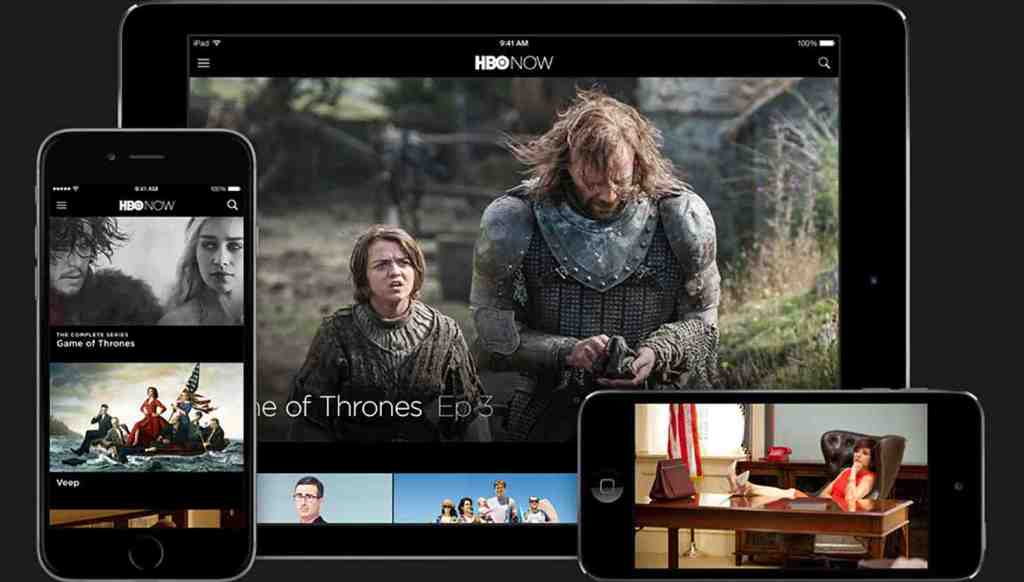HBO Now on Iphone outside US