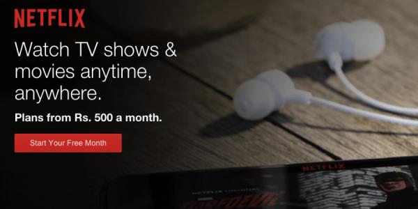 How to watch American Netflix in India - Change Netflix