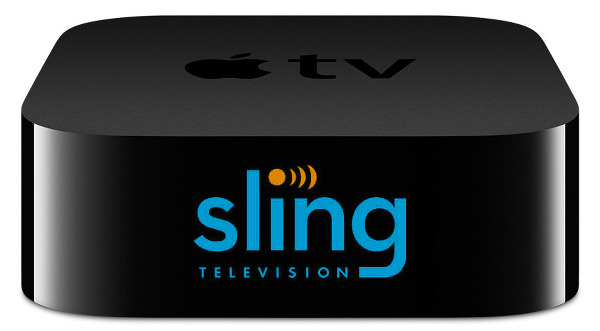Unblock Sling TV on Apple TV Watch outside USA