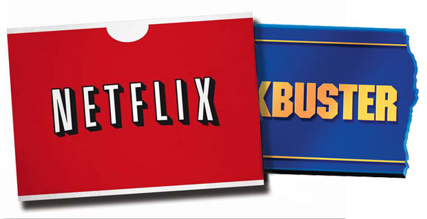 Netflix vs Blockbuster - 10 Netflix Secrets You Did Not Know