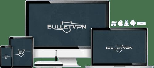 BulletVPN - Best VPN for Kodi