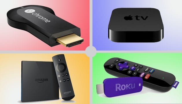 Best Streaming Devices in 2017