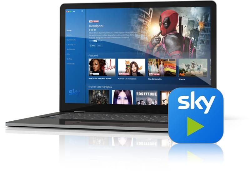 video da skygo on demand
