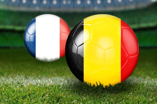 How to Watch France VS Belgium live online