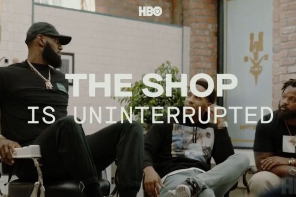 How to Watch The Shop on HBO Outside the USA