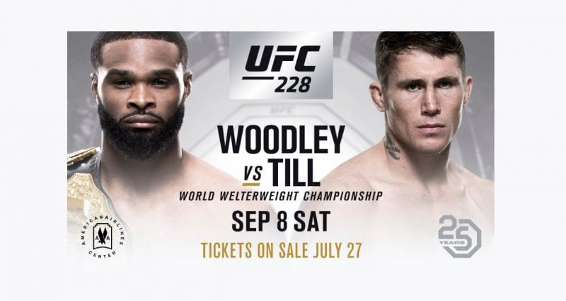 How to Watch UFC 228 Live Online